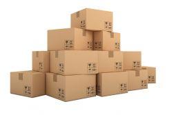 Scatole di Cartone per l'imballaggio