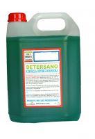 Igienizza e deodora per una sanificazione totale di grandi superfici lavabili, lavapavimenti